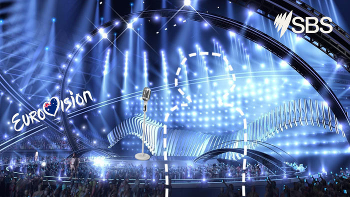 Eurovision Stage Zoom