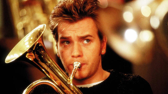 Ewan McGregor Brassed Off