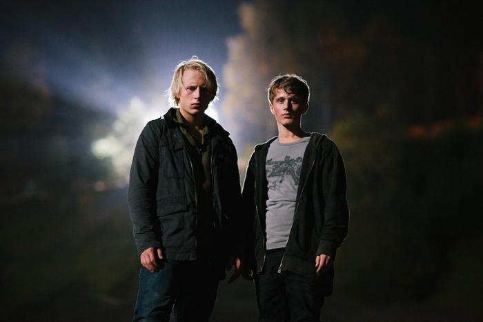 Eyewitness teens