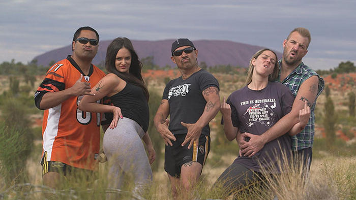 Housos Uluru