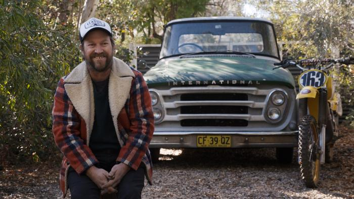 A scene from Finke: There and Back
