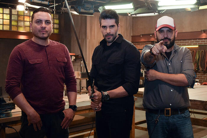 Forged in Fire Latin America