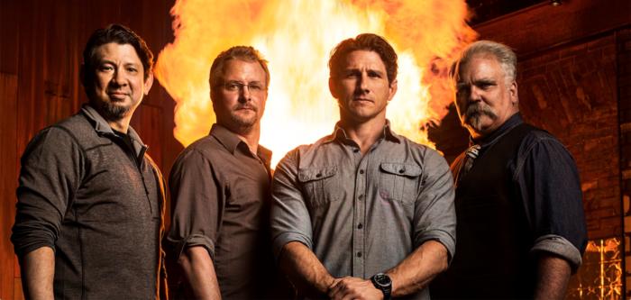 Forged In Fire, Doug Marcaida, J. Neilson, Will Willis, David Baker