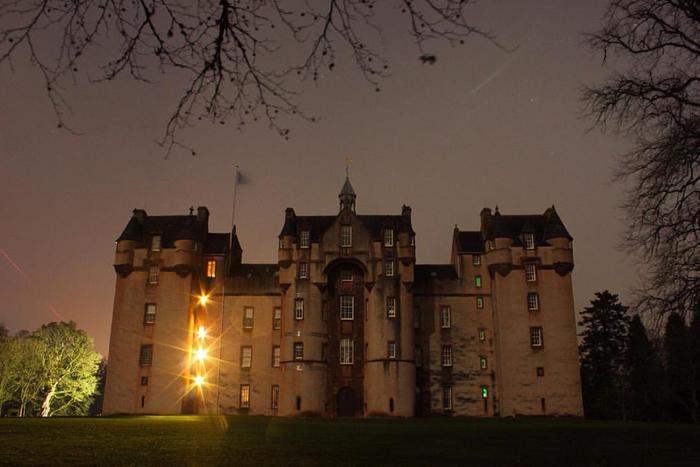 Fyvie Castle