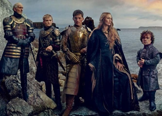 The Lannisters (Game Of Thrones)