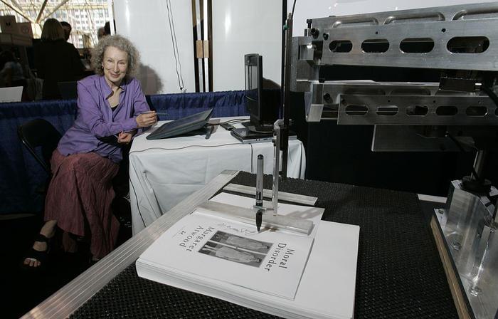 Margaret Atwood LongPen