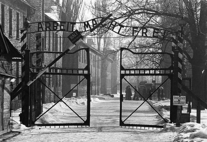 Gates Of Auschwitz