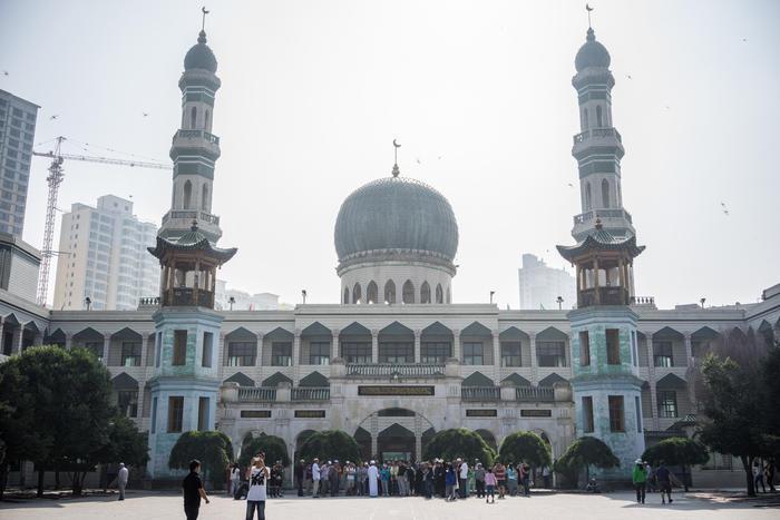 Xining Dongguan Mosque, China