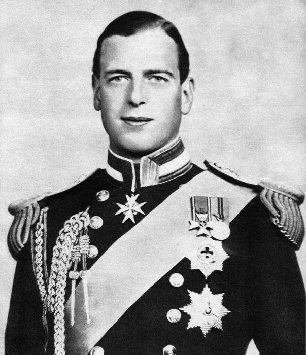 Prince George, Duke of Kent, c1936.