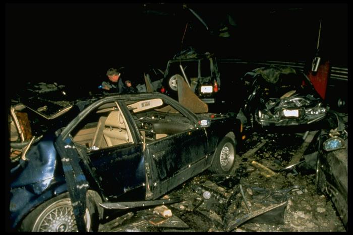 World Trade Center 1983 bomb