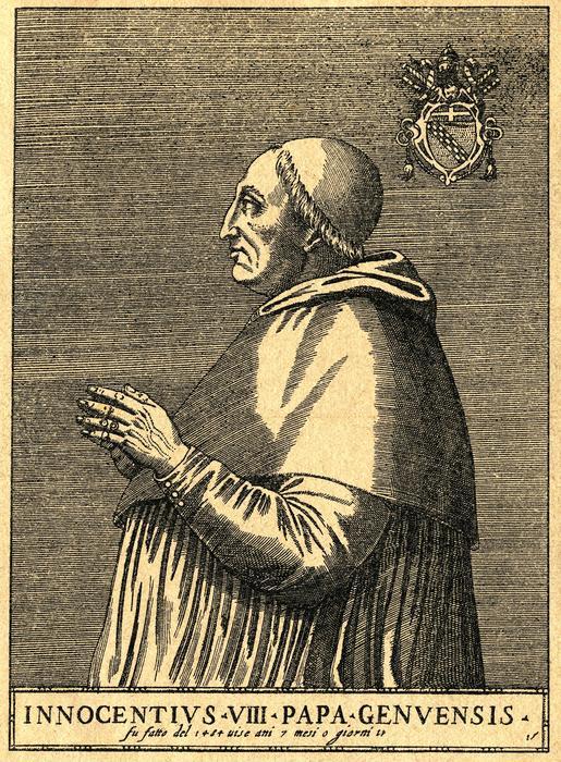 Pope Innocent VIII