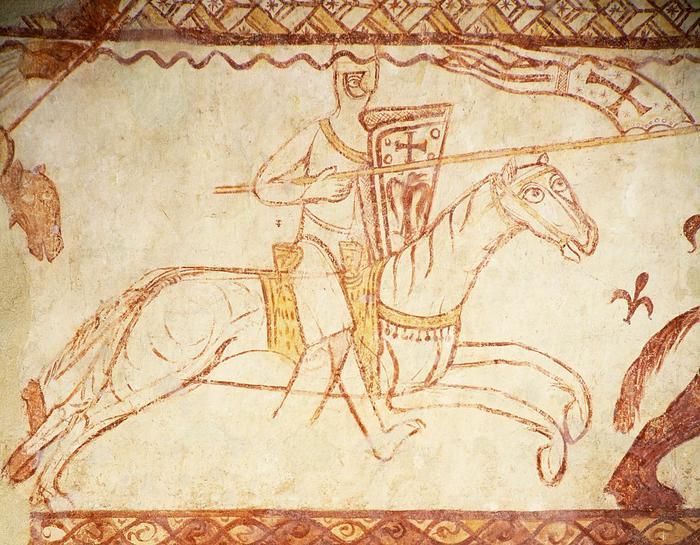 Knight of the Knights Templar
