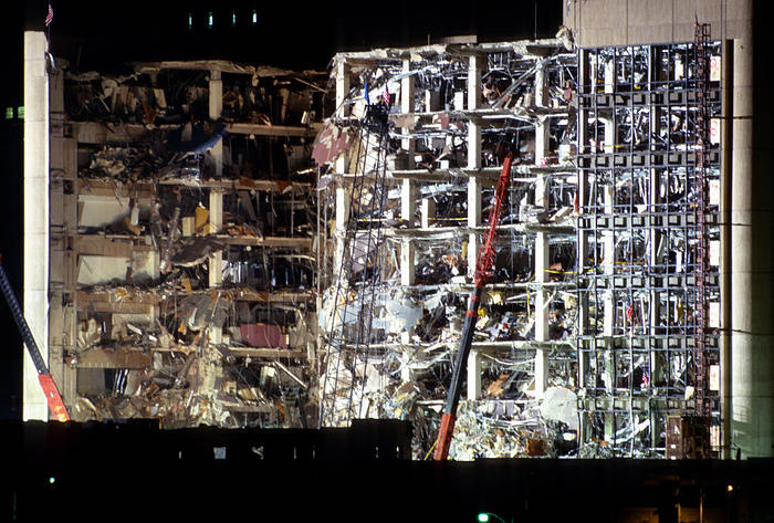 Oklahoma City bombing 1995