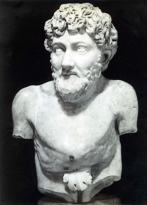 Aesop (7th Century BC 6th Century BC), greek writer, to whom the creation of the fable is attributed. (Photo by: Photo12/UIG via Getty Images)