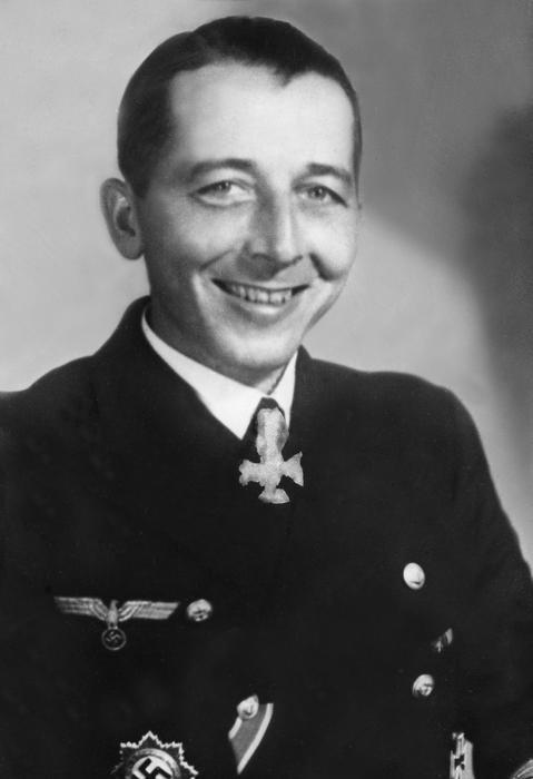 The Sinking of Laconia World War II Commander Werner Hartenstein