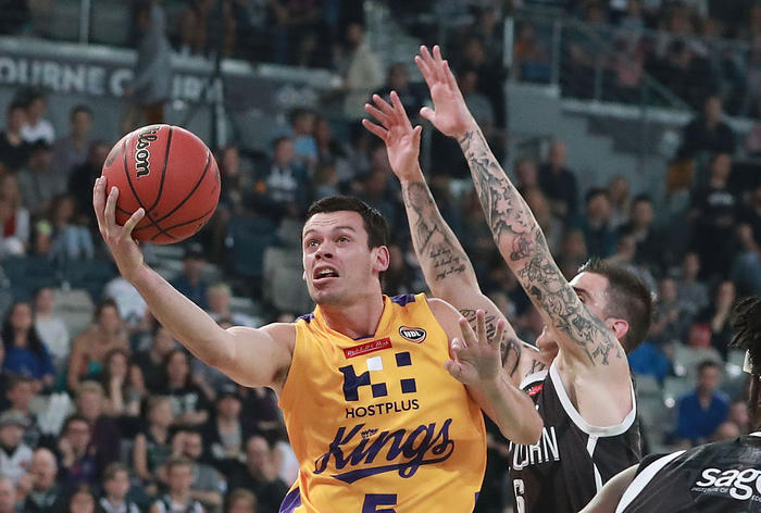 Jason Cadee Sydney Kings