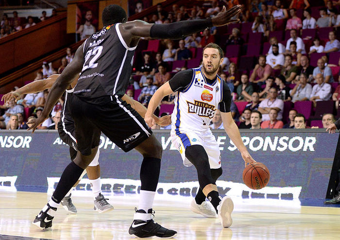 Adam Gibson Brisbane Bullets