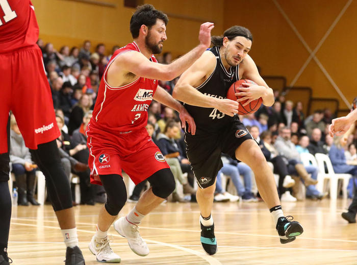 2017 NBL Blitz Chris Goulding Melbourne United
