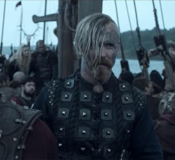 vikings season 4 halfdan the black