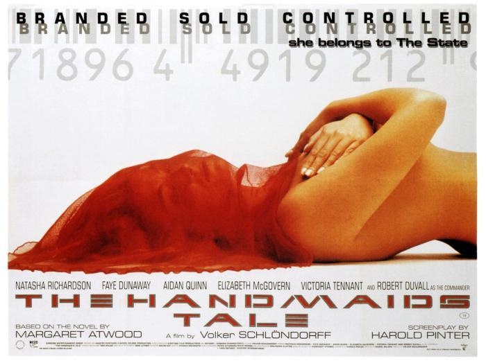 The Handmaid's Tale film poster