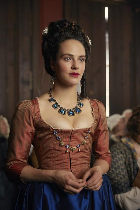 Harlots Jessica Brown Findlay