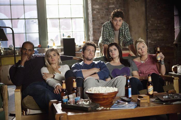 Happy Endings - season 1, cast