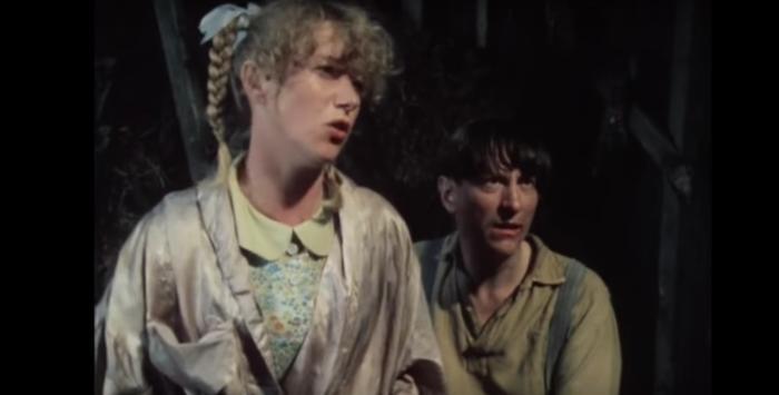 Helen Mirren Tony Robinson