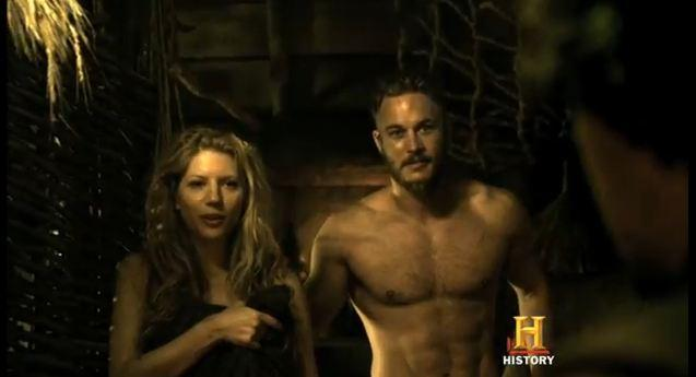 Would Vikings tv show nude scene Exaggerate