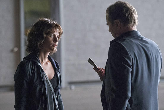 homeland carrie and during