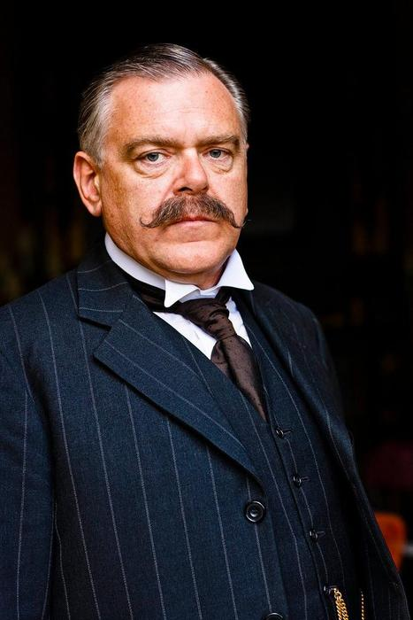 Horace Bryant in Downton Abbey