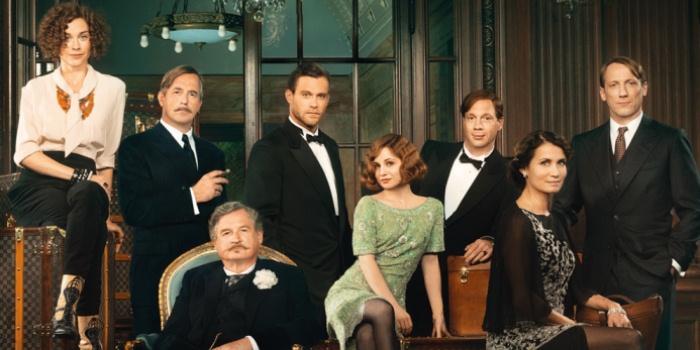 Hotel Adlon cast