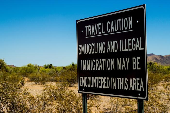 Trump's Fortress America warning sign