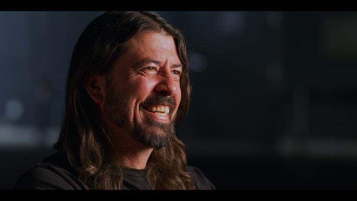 Punk!, Dave Grohl