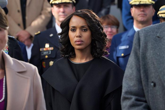 Scandal Kerry Washington