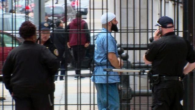 The case against Adnan Syed, Adnan Syed