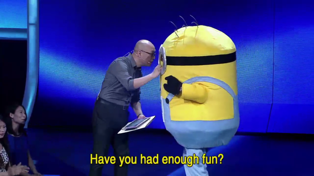 If You Are The One minion