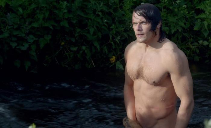 outlander jamie nude