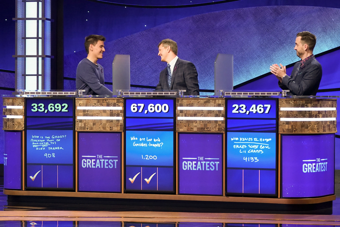Jeopardy The Greatest