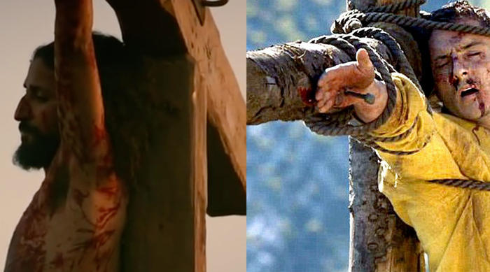 Jesus Game of Thrones crucifixion