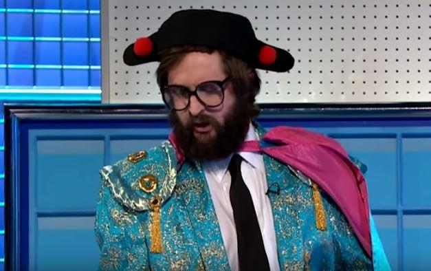 Joe Wilkinson, 8 Out of 10 Cats Does Countdown