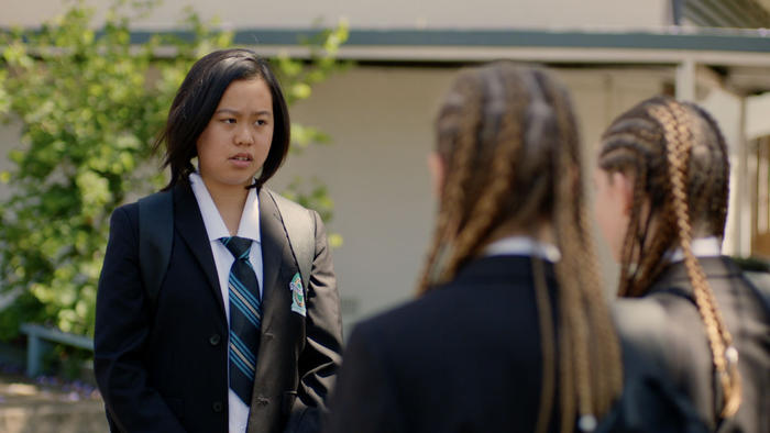 Karina Lee as Tammy Law