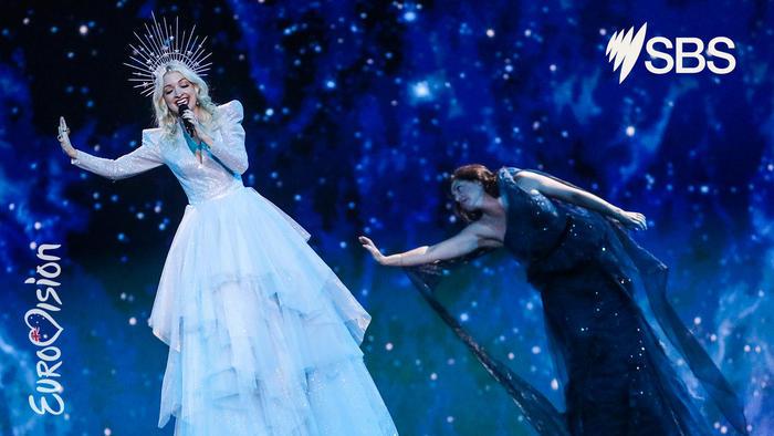 Kate Miller Heidke Eurovision Zoom