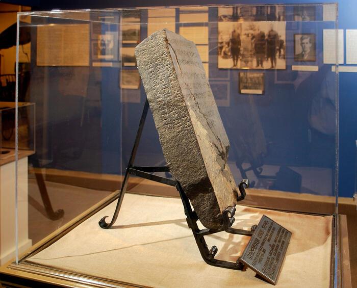 Kensington runestone, American Runestone: A Viking Mystery