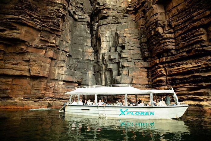Kimberley coast, The Kimberley cruise Australia's last great wilderness