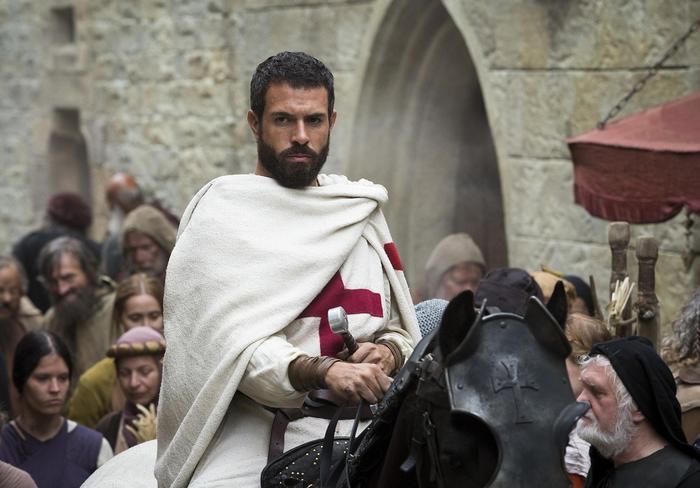Knightfall Tom Cullen