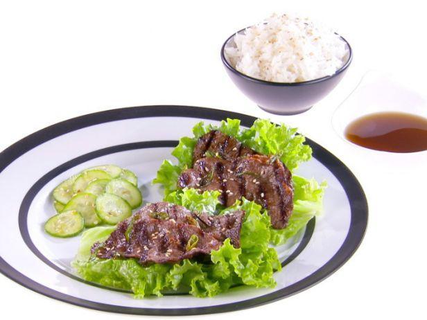 Giada at Home Korean BBQ beef