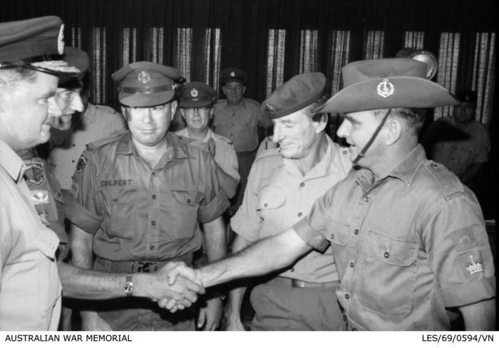 Keith Payne Australian Hero