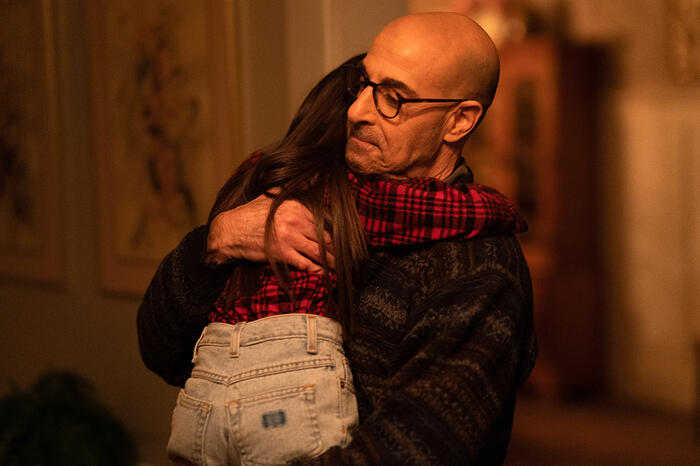 Limetown, Stanley Tucci