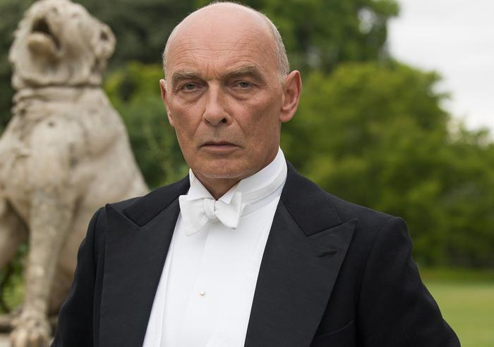 Lord Sinderby in Downton Abbey