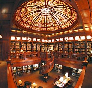 Lucasfilm research library, Skywalker Ranch